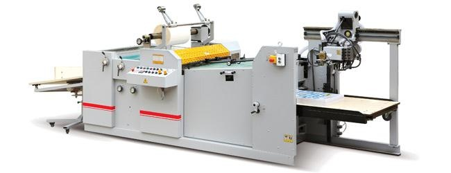 SAFM-800 Fully Automatic Laminator