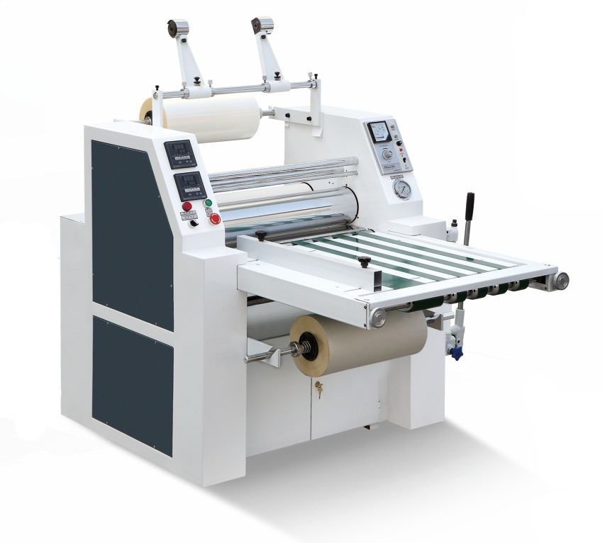 GTFM-720Y/900Y/1000Y/1200Y Hydraulic Film Laminator with Slitting