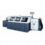 JBT50-10D/15D Elliptic Perfect Binding Machine with Auto Covering
