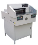 GT-670V Electric Paper Cutting Machine