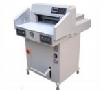 GT-R520V Hydraulic Paper Cutting Machine